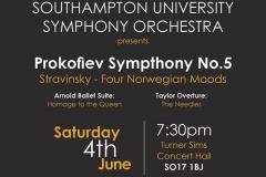 Summer Concert June 2016