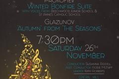 Winter Concert November 2016
