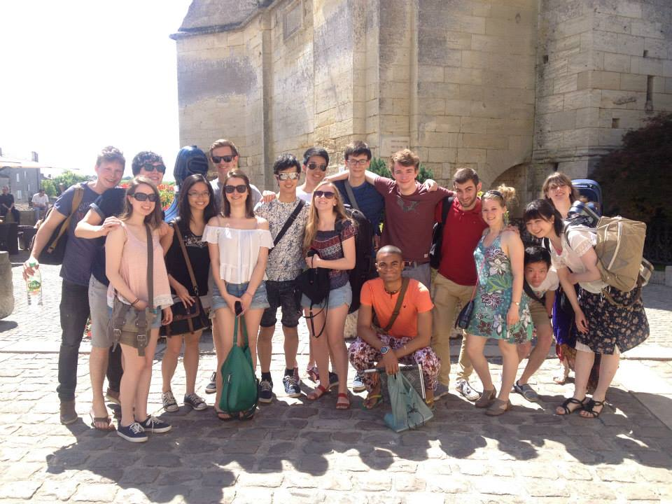 Bordeaux Tour