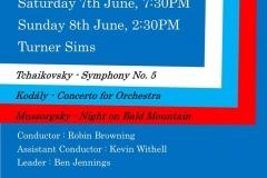 Summer Concert June 2014