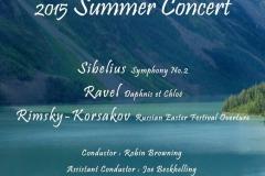 Summer Concert June 2015
